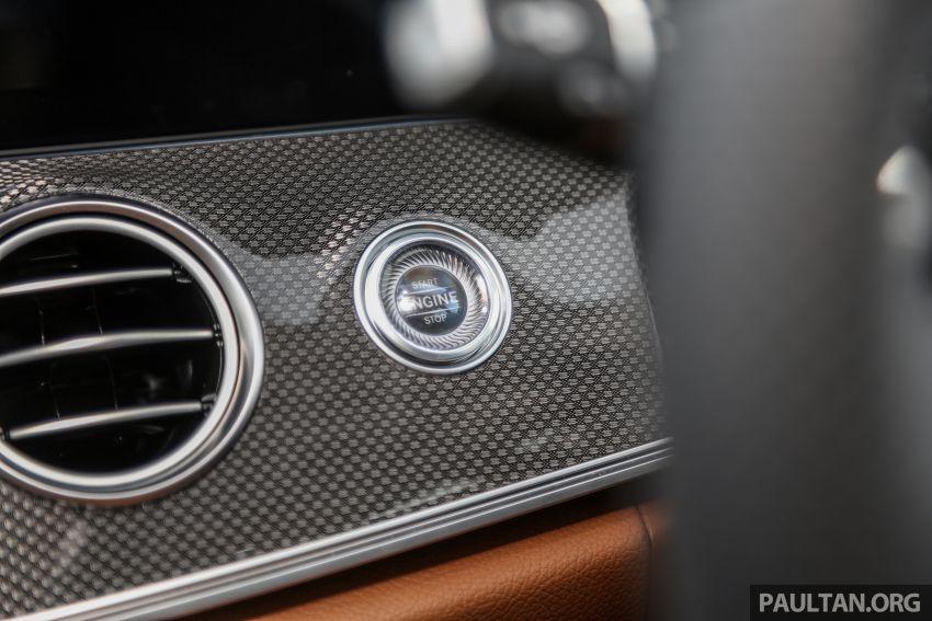 FIRST DRIVE: W213 Mercedes-Benz E350 – RM399,888 Image #956977