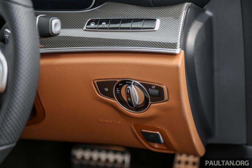FIRST DRIVE: W213 Mercedes-Benz E350 – RM399,888 Image #956978