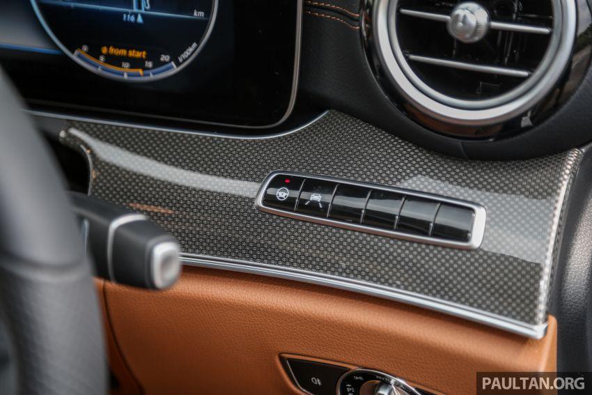 FIRST DRIVE: W213 Mercedes-Benz E350 – RM399,888 Image #956979