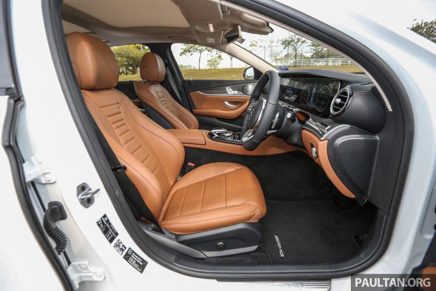 FIRST DRIVE: W213 Mercedes-Benz E350 – RM399,888 Image #956986