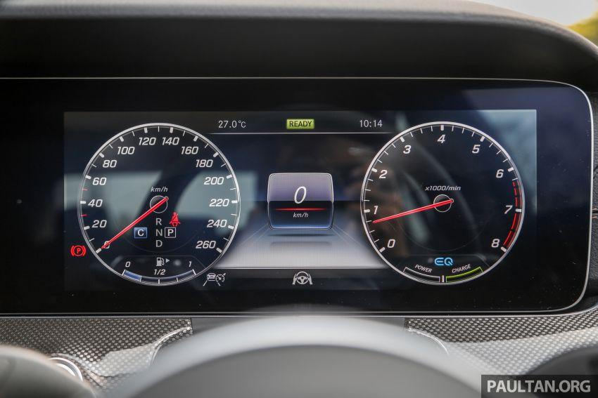 FIRST DRIVE: W213 Mercedes-Benz E350 – RM399,888 Image #956964