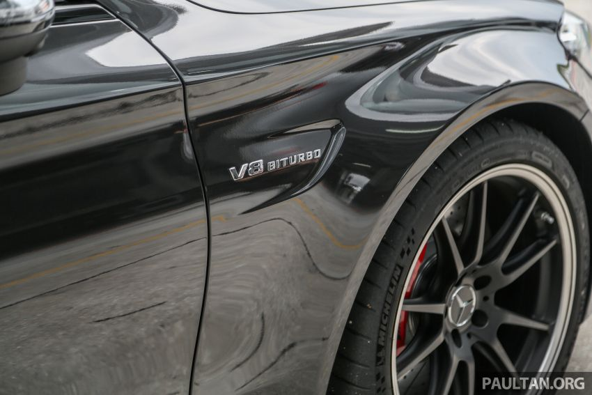 2019 Mercedes-AMG C63S Sedan and Coupe facelifts launched in Malaysia – RM768,888 and RM820,888 Image #956357