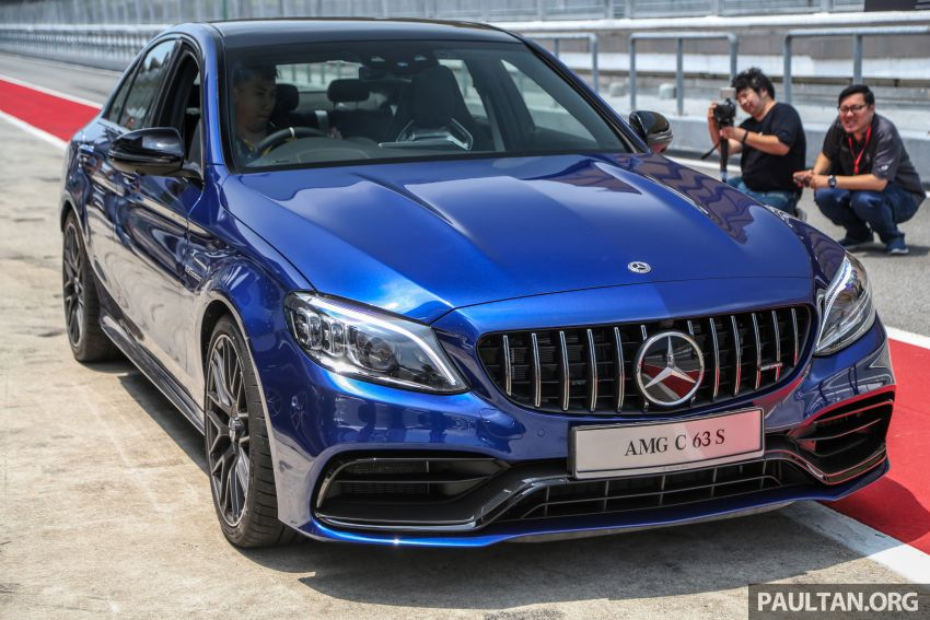2019 Mercedes-AMG C63S Sedan and Coupe facelifts launched in Malaysia – RM768,888 and RM820,888 Image #956306