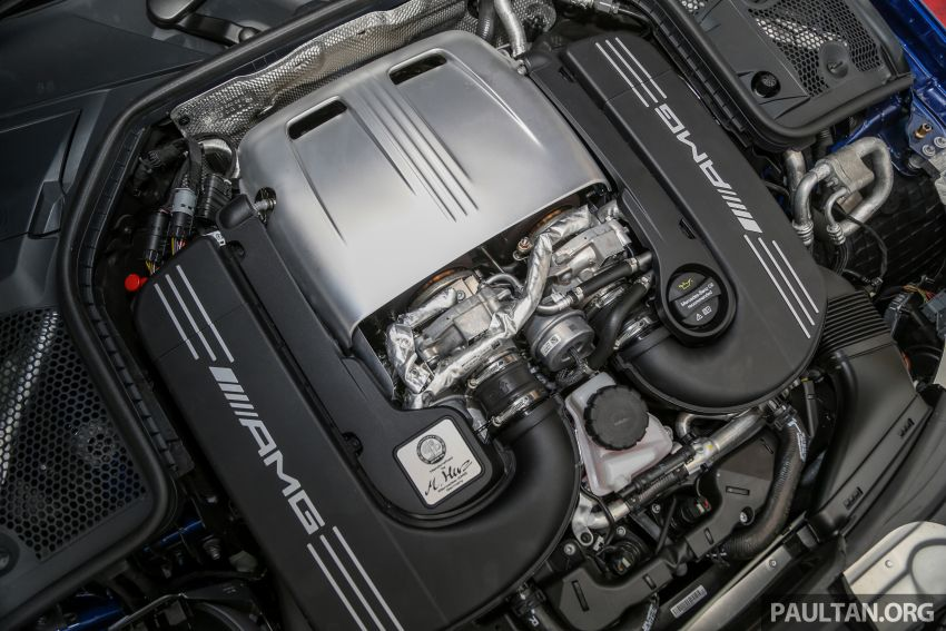 2019 Mercedes-AMG C63S Sedan and Coupe facelifts launched in Malaysia – RM768,888 and RM820,888 Image #956319
