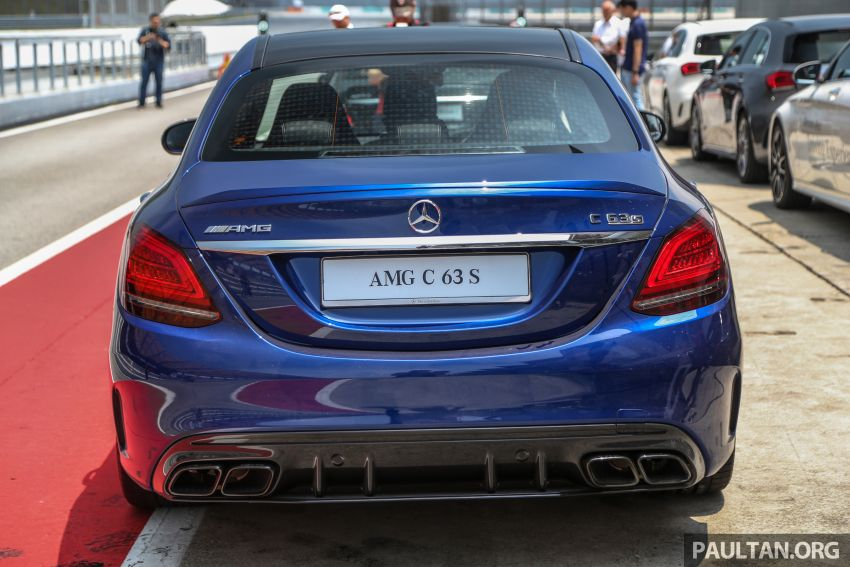 2019 Mercedes-AMG C63S Sedan and Coupe facelifts launched in Malaysia – RM768,888 and RM820,888 Image #956311