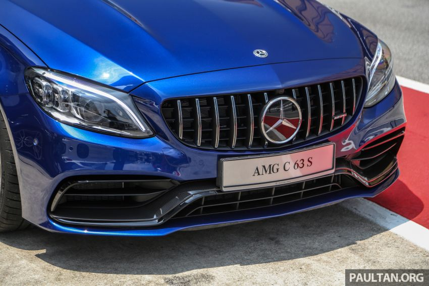 2019 Mercedes-AMG C63S Sedan and Coupe facelifts launched in Malaysia – RM768,888 and RM820,888 Image #956313
