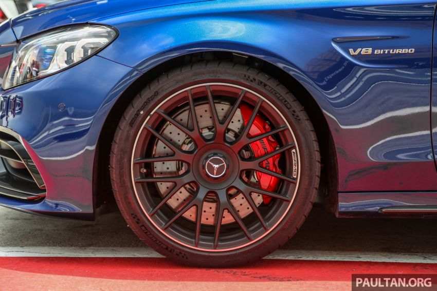 2019 Mercedes-AMG C63S Sedan and Coupe facelifts launched in Malaysia – RM768,888 and RM820,888 Image #956314