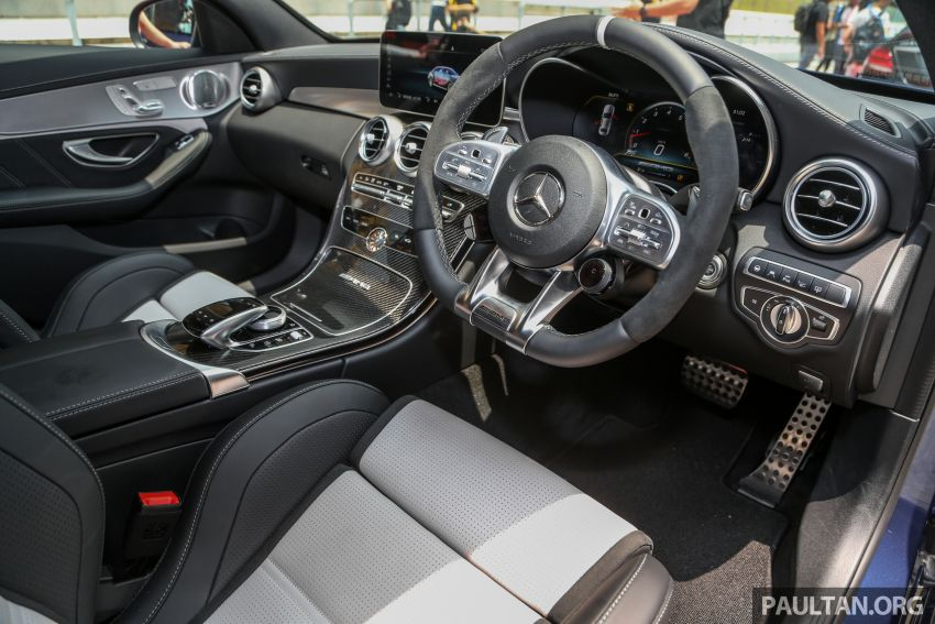 2019 Mercedes-AMG C63S Sedan and Coupe facelifts launched in Malaysia – RM768,888 and RM820,888 Image #956320