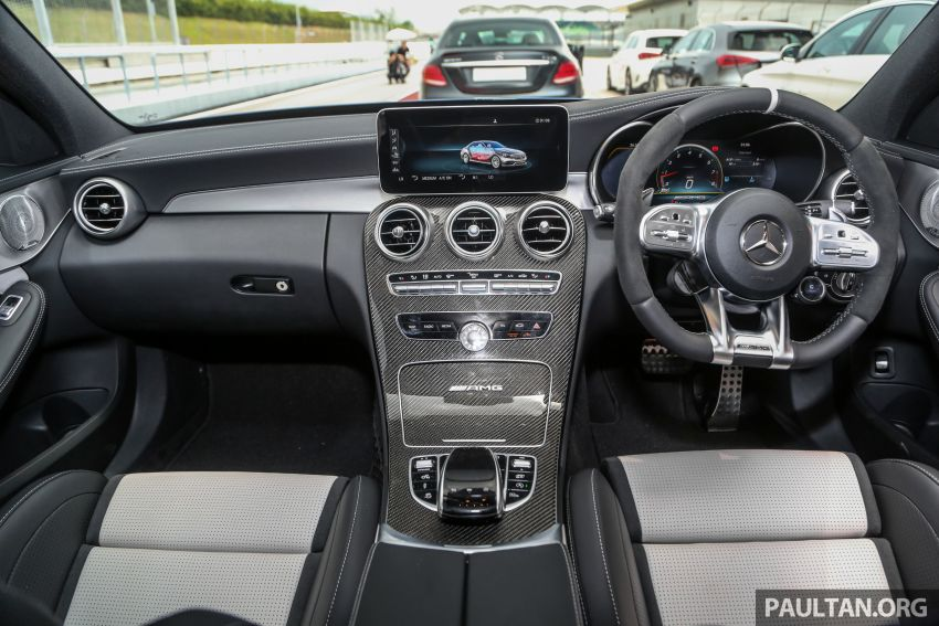 2019 Mercedes-AMG C63S Sedan and Coupe facelifts launched in Malaysia – RM768,888 and RM820,888 Image #956321