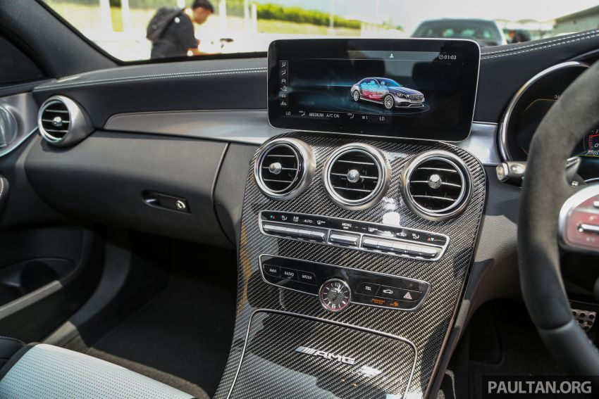 2019 Mercedes-AMG C63S Sedan and Coupe facelifts launched in Malaysia – RM768,888 and RM820,888 Image #956326