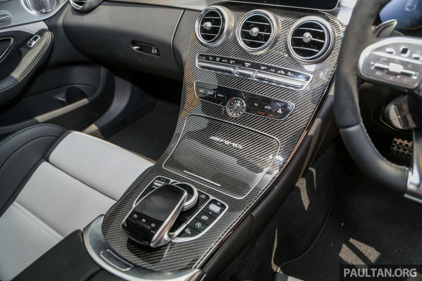2019 Mercedes-AMG C63S Sedan and Coupe facelifts launched in Malaysia – RM768,888 and RM820,888 Image #956327