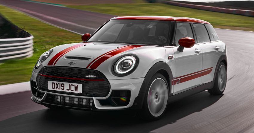 New MINI John Cooper Works Clubman, Countryman unveiled – 306 PS, 450 Nm; 0-100 km/h as low as 4.9s Image #959693