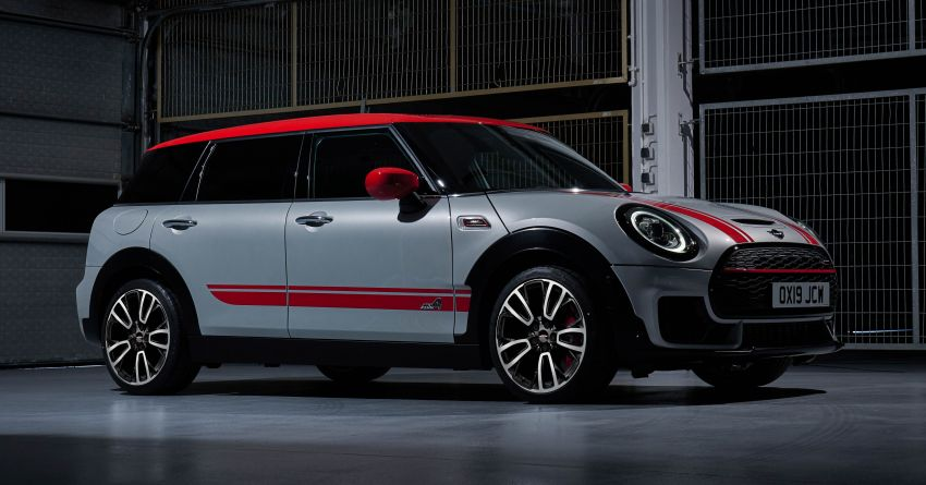 New MINI John Cooper Works Clubman, Countryman unveiled – 306 PS, 450 Nm; 0-100 km/h as low as 4.9s Image #959703