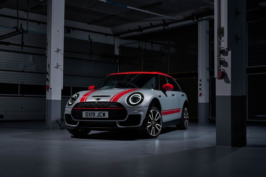 New MINI John Cooper Works Clubman, Countryman unveiled – 306 PS, 450 Nm; 0-100 km/h as low as 4.9s Image #959704