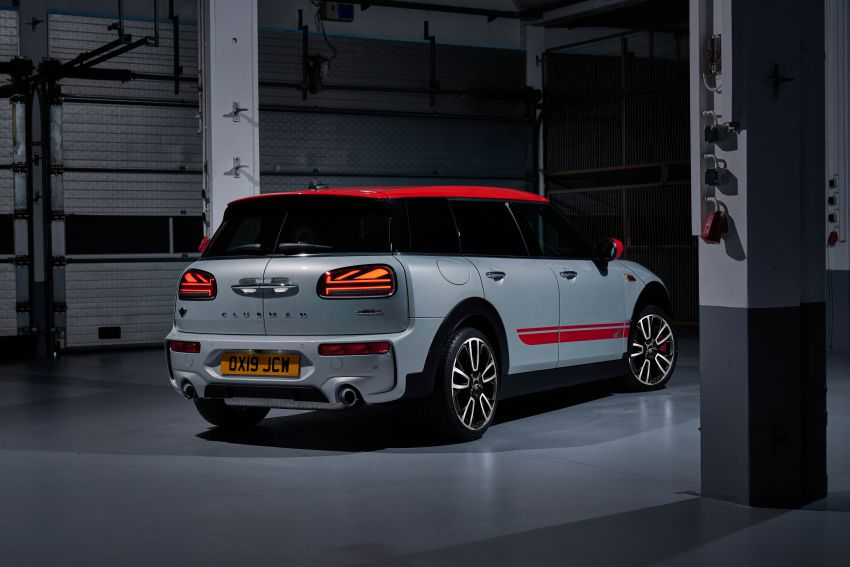New MINI John Cooper Works Clubman, Countryman unveiled – 306 PS, 450 Nm; 0-100 km/h as low as 4.9s Image #959706
