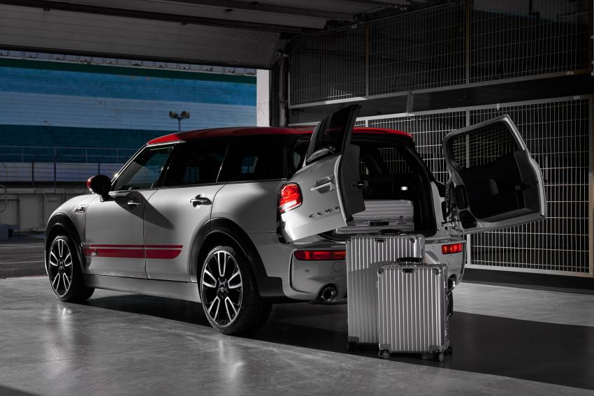 New MINI John Cooper Works Clubman, Countryman unveiled – 306 PS, 450 Nm; 0-100 km/h as low as 4.9s Image #959712