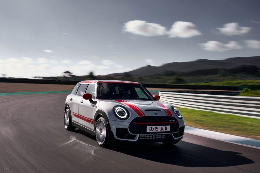 New MINI John Cooper Works Clubman, Countryman unveiled – 306 PS, 450 Nm; 0-100 km/h as low as 4.9s Image #959694