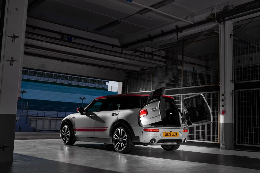 New MINI John Cooper Works Clubman, Countryman unveiled – 306 PS, 450 Nm; 0-100 km/h as low as 4.9s Image #959713