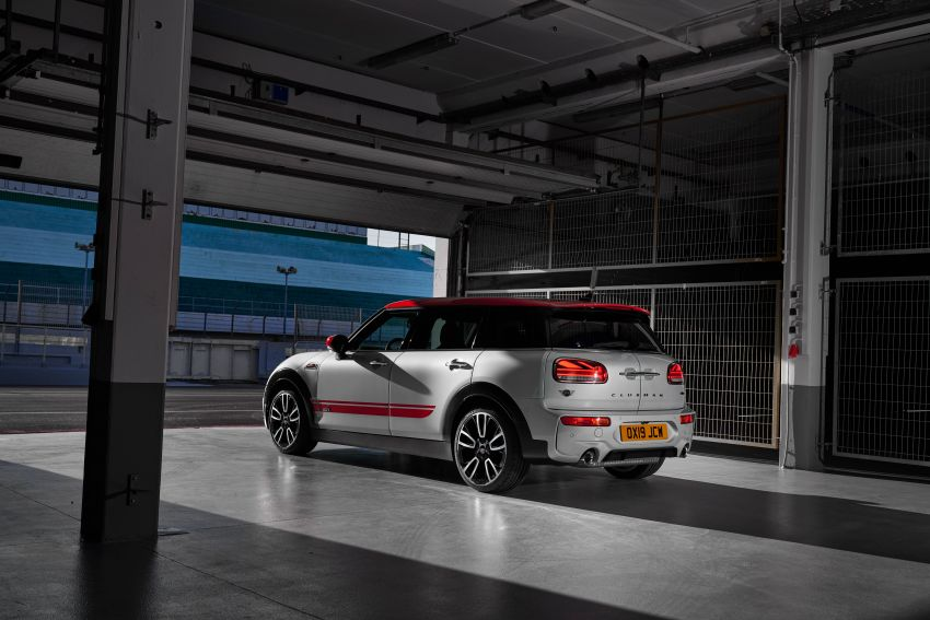 New MINI John Cooper Works Clubman, Countryman unveiled – 306 PS, 450 Nm; 0-100 km/h as low as 4.9s Image #959716