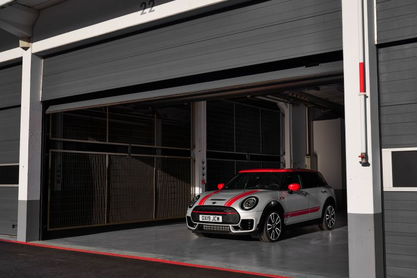 New MINI John Cooper Works Clubman, Countryman unveiled – 306 PS, 450 Nm; 0-100 km/h as low as 4.9s Image #959719