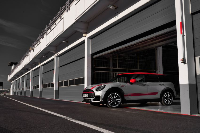 New MINI John Cooper Works Clubman, Countryman unveiled – 306 PS, 450 Nm; 0-100 km/h as low as 4.9s Image #959721
