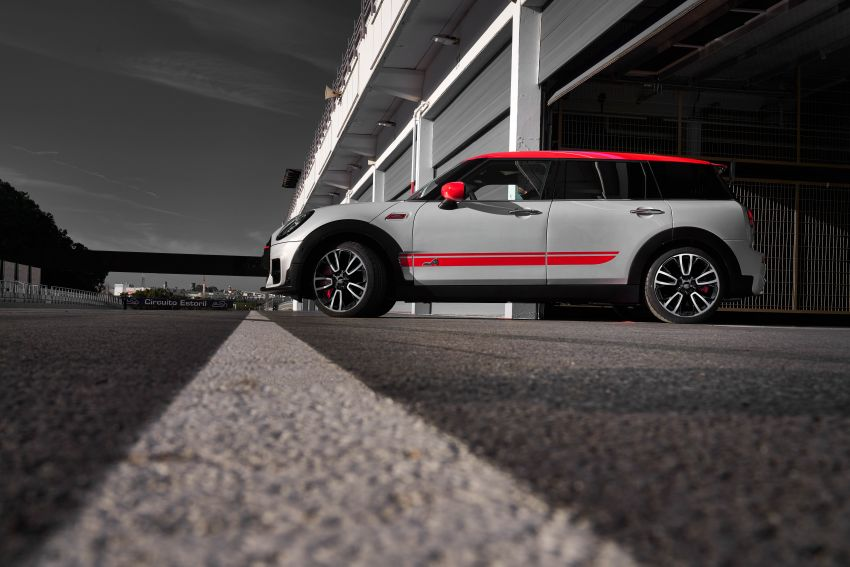 New MINI John Cooper Works Clubman, Countryman unveiled – 306 PS, 450 Nm; 0-100 km/h as low as 4.9s Image #959722