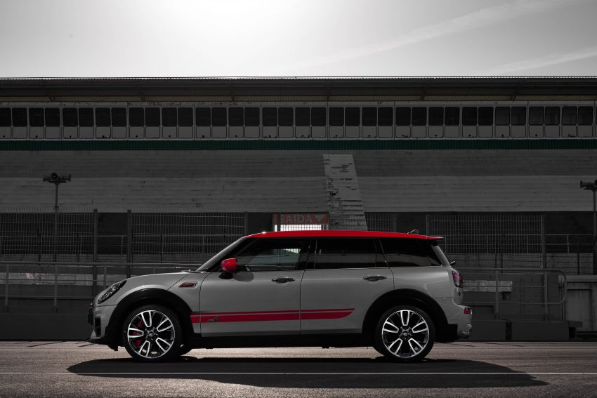 New MINI John Cooper Works Clubman, Countryman unveiled – 306 PS, 450 Nm; 0-100 km/h as low as 4.9s Image #959724