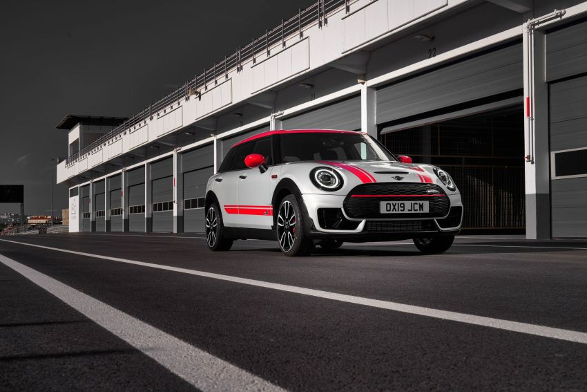 New MINI John Cooper Works Clubman, Countryman unveiled – 306 PS, 450 Nm; 0-100 km/h as low as 4.9s Image #959725