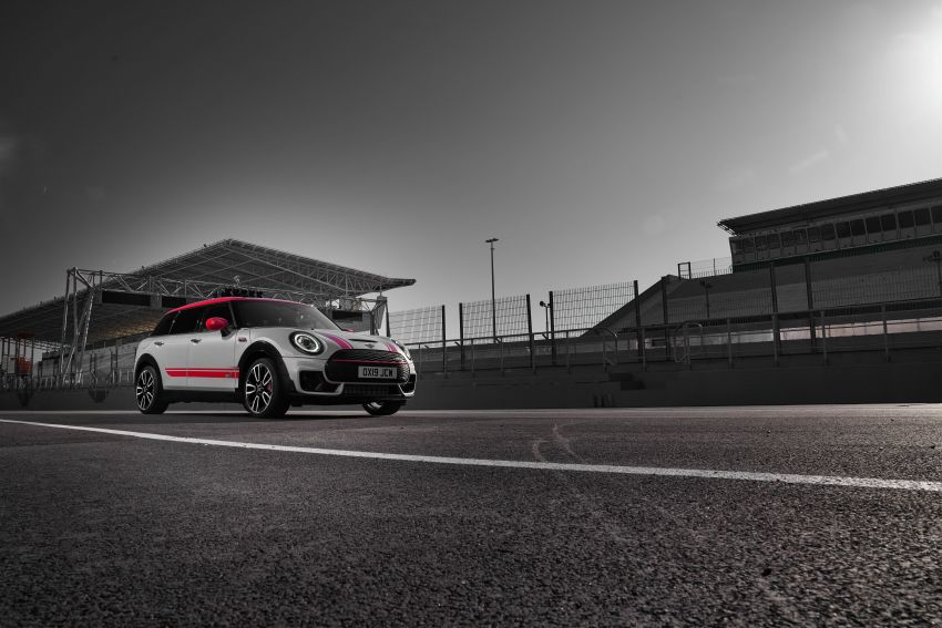 New MINI John Cooper Works Clubman, Countryman unveiled – 306 PS, 450 Nm; 0-100 km/h as low as 4.9s Image #959727