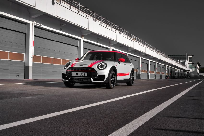 New MINI John Cooper Works Clubman, Countryman unveiled – 306 PS, 450 Nm; 0-100 km/h as low as 4.9s Image #959728