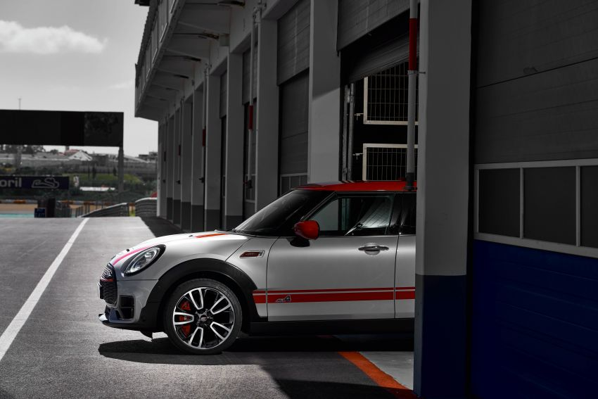 New MINI John Cooper Works Clubman, Countryman unveiled – 306 PS, 450 Nm; 0-100 km/h as low as 4.9s Image #959733