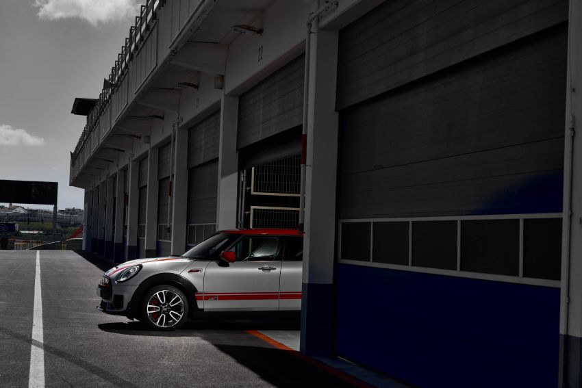 New MINI John Cooper Works Clubman, Countryman unveiled – 306 PS, 450 Nm; 0-100 km/h as low as 4.9s Image #959739