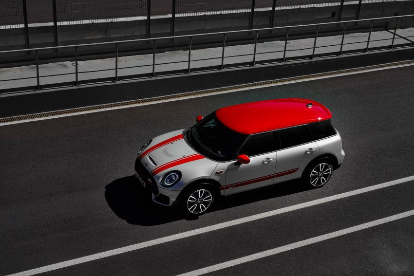 New MINI John Cooper Works Clubman, Countryman unveiled – 306 PS, 450 Nm; 0-100 km/h as low as 4.9s Image #959745