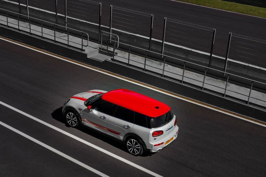 New MINI John Cooper Works Clubman, Countryman unveiled – 306 PS, 450 Nm; 0-100 km/h as low as 4.9s Image #959751