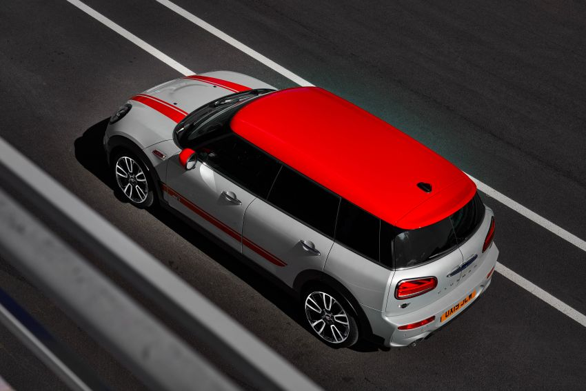 New MINI John Cooper Works Clubman, Countryman unveiled – 306 PS, 450 Nm; 0-100 km/h as low as 4.9s Image #959764