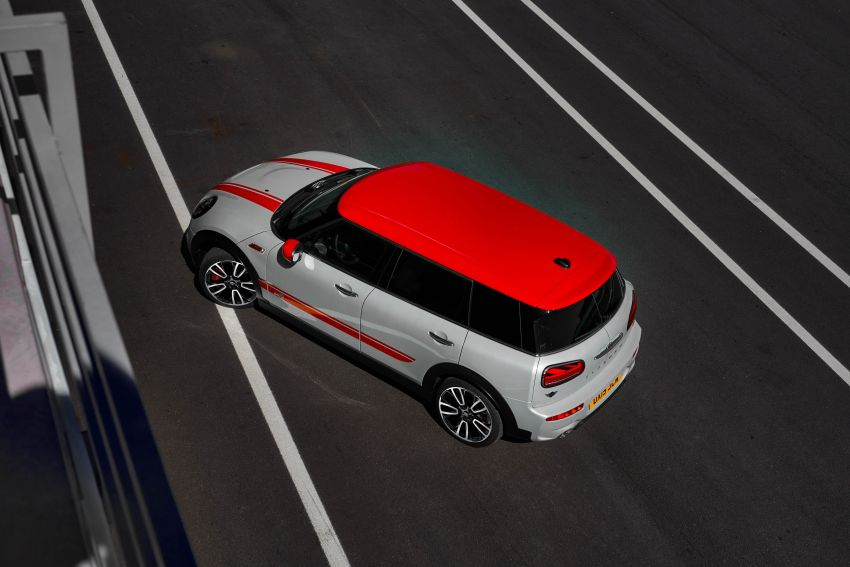 New MINI John Cooper Works Clubman, Countryman unveiled – 306 PS, 450 Nm; 0-100 km/h as low as 4.9s Image #959771