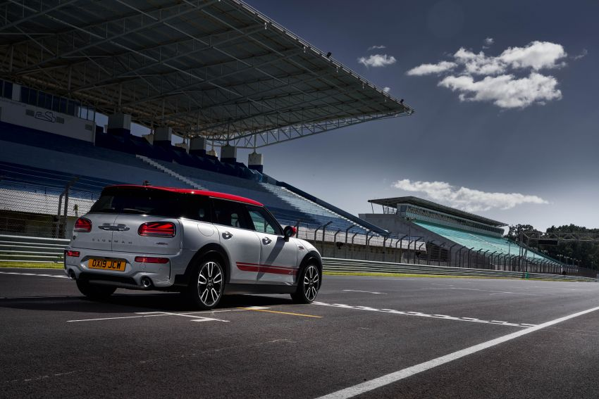 New MINI John Cooper Works Clubman, Countryman unveiled – 306 PS, 450 Nm; 0-100 km/h as low as 4.9s Image #959777