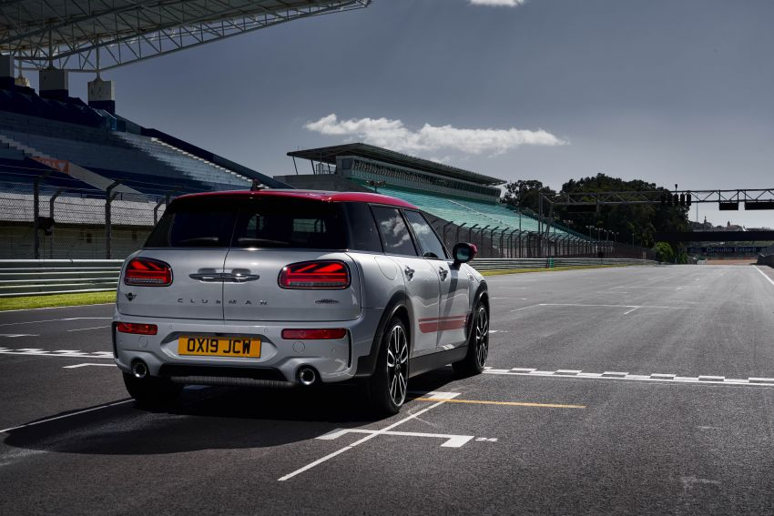 New MINI John Cooper Works Clubman, Countryman unveiled – 306 PS, 450 Nm; 0-100 km/h as low as 4.9s Image #959783