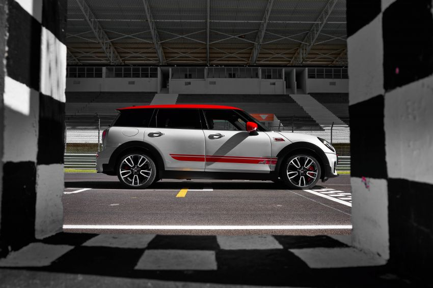 New MINI John Cooper Works Clubman, Countryman unveiled – 306 PS, 450 Nm; 0-100 km/h as low as 4.9s Image #959786