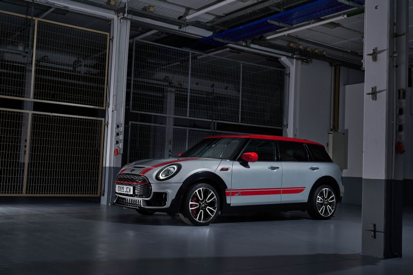 New MINI John Cooper Works Clubman, Countryman unveiled – 306 PS, 450 Nm; 0-100 km/h as low as 4.9s Image #959696