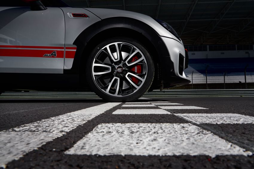New MINI John Cooper Works Clubman, Countryman unveiled – 306 PS, 450 Nm; 0-100 km/h as low as 4.9s Image #959787
