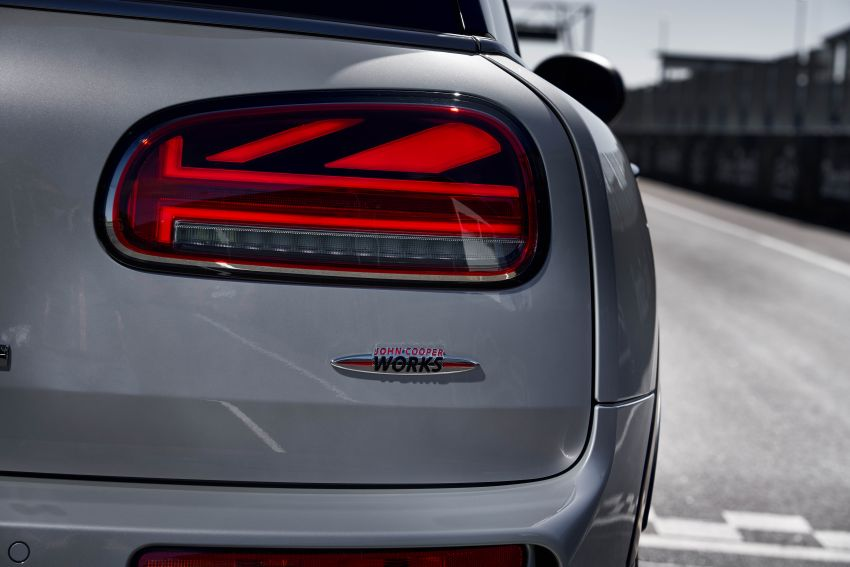 New MINI John Cooper Works Clubman, Countryman unveiled – 306 PS, 450 Nm; 0-100 km/h as low as 4.9s Image #959804