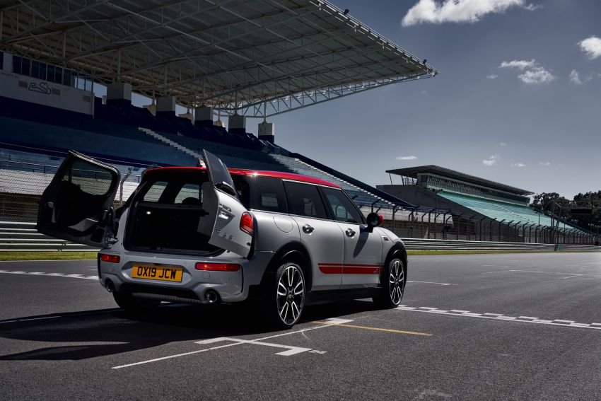 New MINI John Cooper Works Clubman, Countryman unveiled – 306 PS, 450 Nm; 0-100 km/h as low as 4.9s Image #959805