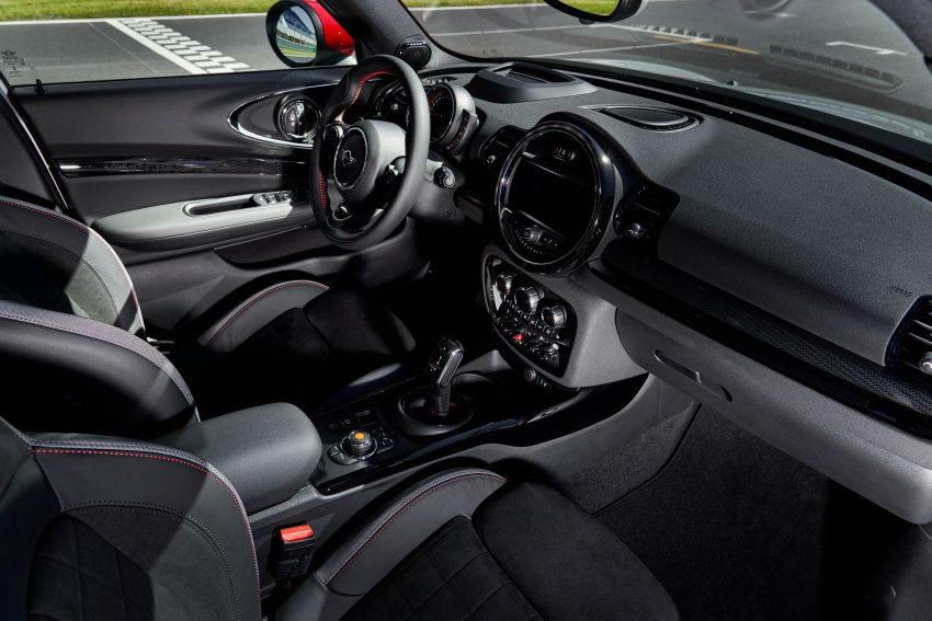 New MINI John Cooper Works Clubman, Countryman unveiled – 306 PS, 450 Nm; 0-100 km/h as low as 4.9s Image #959806