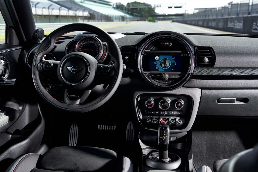 New MINI John Cooper Works Clubman, Countryman unveiled – 306 PS, 450 Nm; 0-100 km/h as low as 4.9s Image #959807