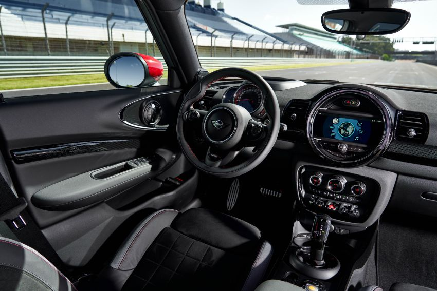 New MINI John Cooper Works Clubman, Countryman unveiled – 306 PS, 450 Nm; 0-100 km/h as low as 4.9s Image #959808