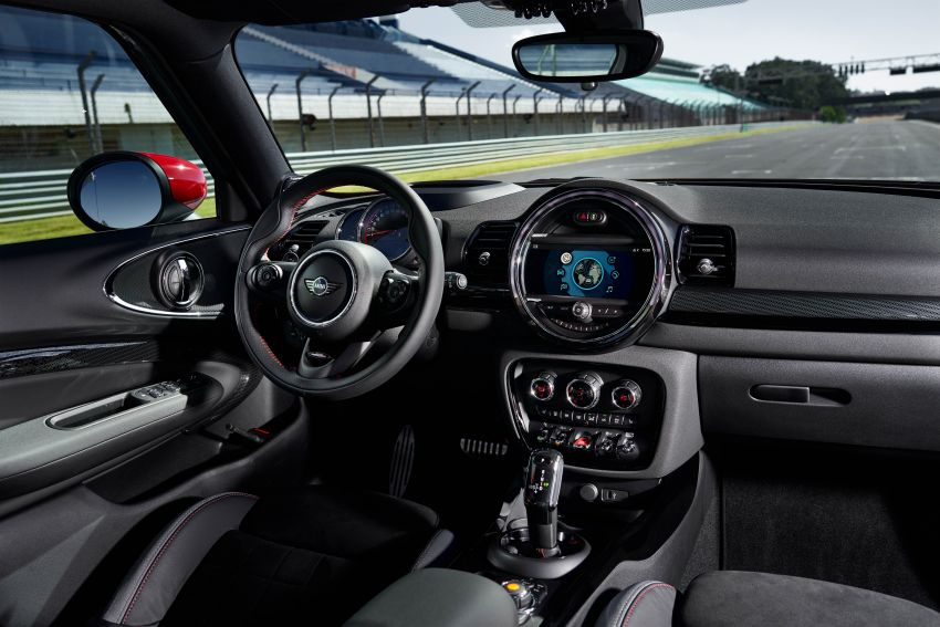New MINI John Cooper Works Clubman, Countryman unveiled – 306 PS, 450 Nm; 0-100 km/h as low as 4.9s Image #959809