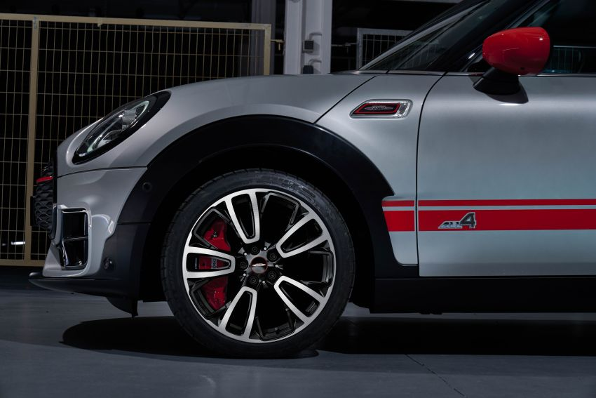 New MINI John Cooper Works Clubman, Countryman unveiled – 306 PS, 450 Nm; 0-100 km/h as low as 4.9s Image #959697