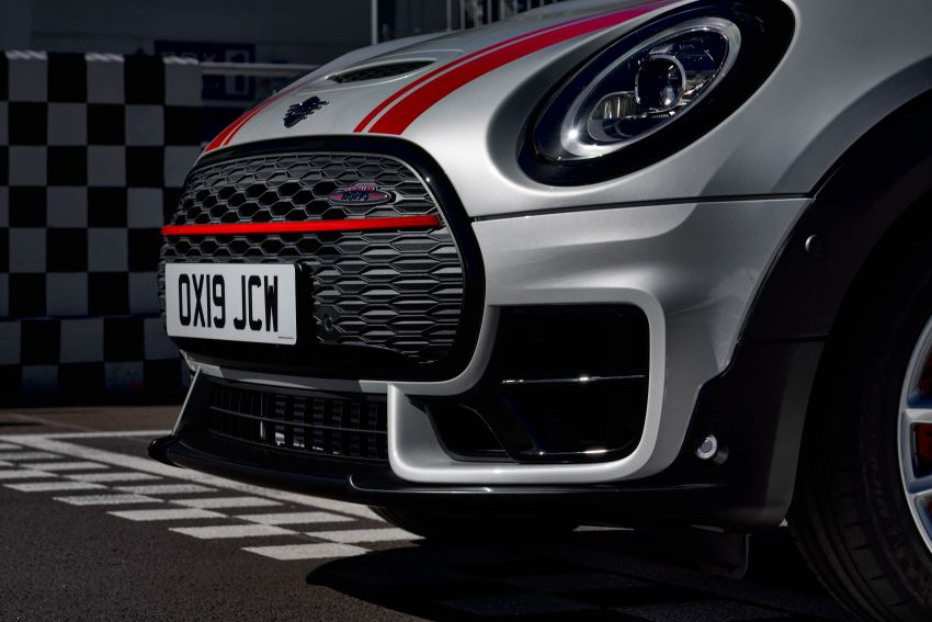 New MINI John Cooper Works Clubman, Countryman unveiled – 306 PS, 450 Nm; 0-100 km/h as low as 4.9s Image #959810