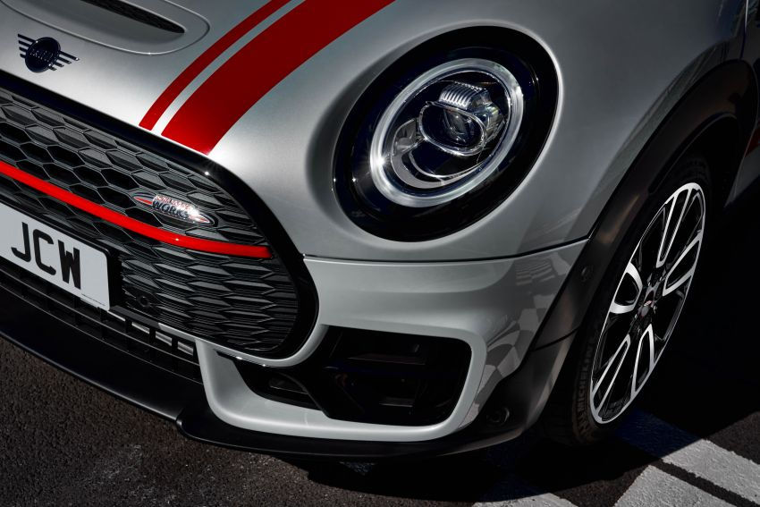 New MINI John Cooper Works Clubman, Countryman unveiled – 306 PS, 450 Nm; 0-100 km/h as low as 4.9s Image #959811